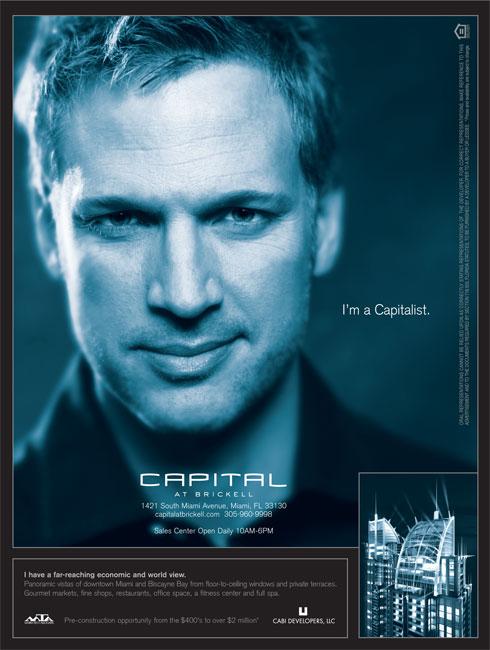 Capital- I'm a Capitalist.
