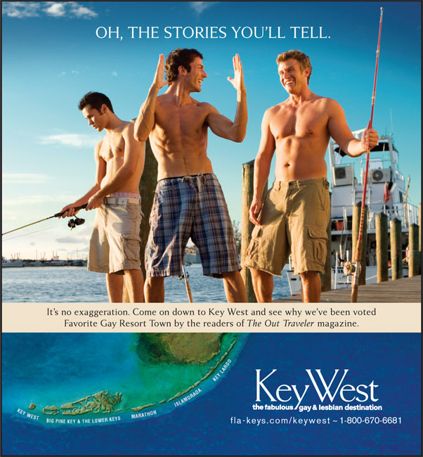 Key West- Oh, the stories you'll tell.
