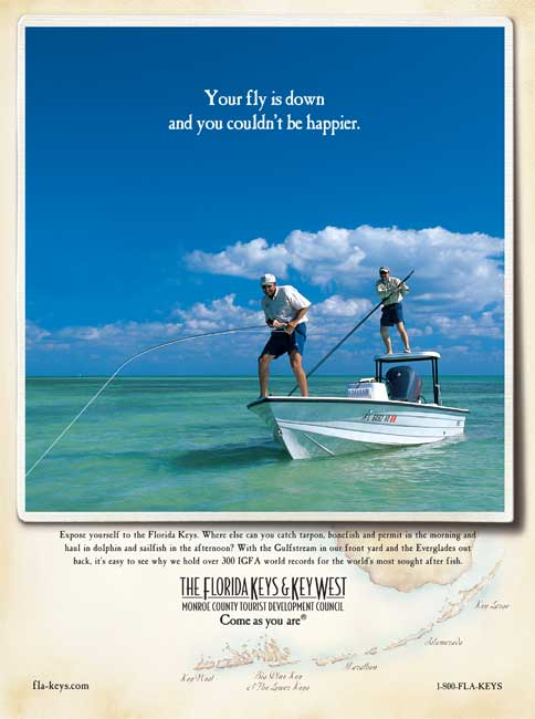 The Florida Keys & Key West- Your fly is down and you couldn't be happier