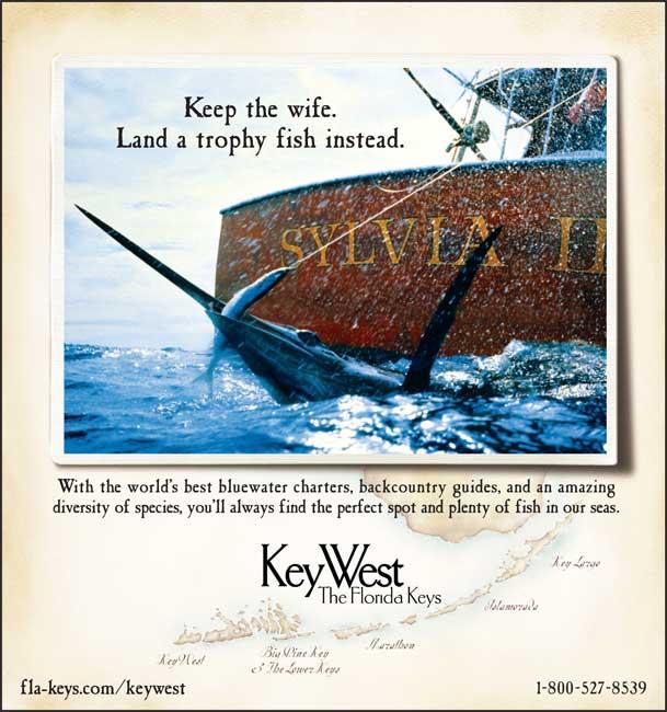 The Florida Keys & Key West - Trophy fish