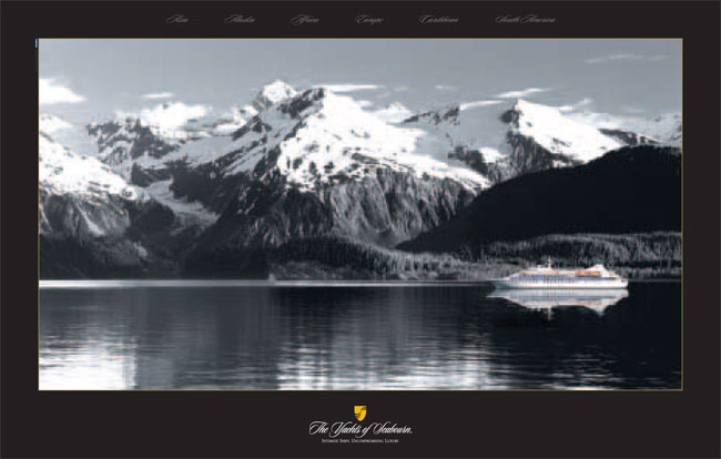 Seabourn - Poster