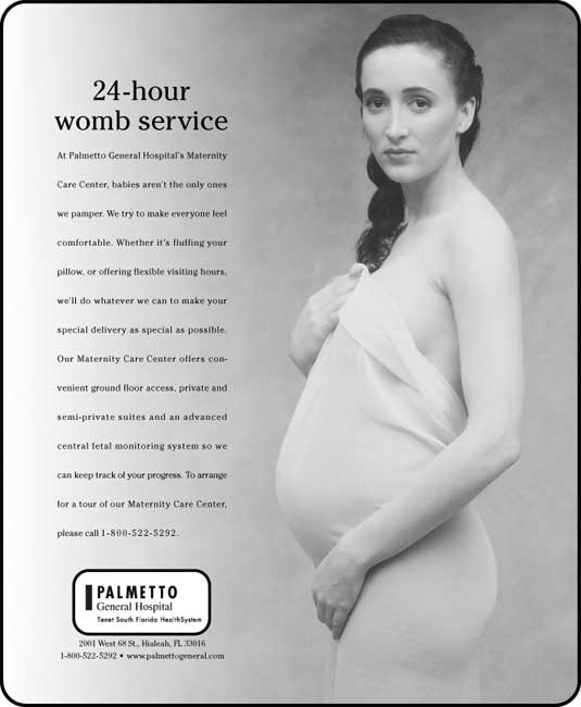 Tenet Palmetto Hospital - 24-hour womb service