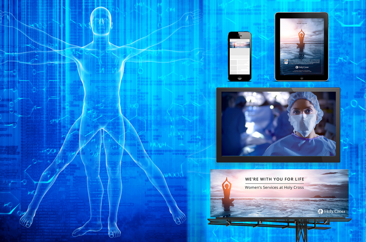 HOLISTIC APPROACH TO HEALTHCARE MARKETING